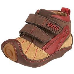 umi Infant Possom Boot,Tan,16 EU (US Infant 1-2 M)
