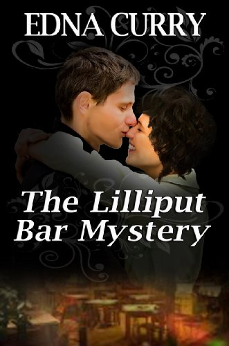 Book: The Lilliput Bar Mystery - A Lady Locksmith cozy mystery by Edna Curry