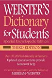 Websters Dictionary for Students, Special Encyclopedic Edition, Third Edition