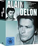 Alain Delon Collection 2 [7 DVDs]