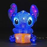 3D アイスクリスタルライトスティッチ