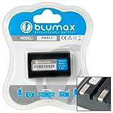 Blumax ® Nikon EN-EL1 Battery for Coolpix 4300, Coolpix 4500, Coolpix 4800, Coolpix 5000, Coolpix 5400, Coolpix 5700, Coolpix 775, Coolpix 8700, Coolpix 885, Coolpix 995