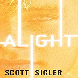 Alight: Book Two of the Generations Trilogy Audiobook by Scott Sigler Narrated by Emma Galvin