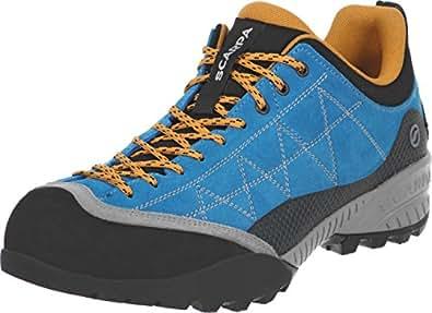 SCARPA Zen Pro Men's Walking Shoe , Blue/Orange, EU41