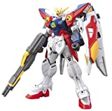 Bandai Hobby HGAC Wing Gundam Zero Model Kit (1/144 Scale)
