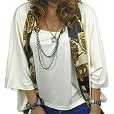 AVIRAPINK シャーリングZIPスカート(BK取寄商品) [4000151]