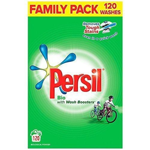 Persil Bio Washing Powder, 120 Wash
