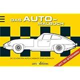 Das Auto-Malbuch