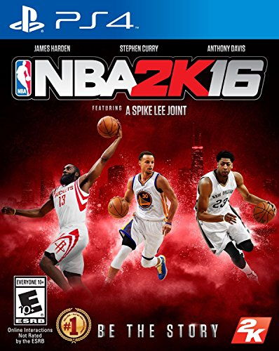 NBA 2K16 - PlayStation Photo