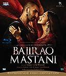 BAJIRAO MASTANI BLURAY DVD