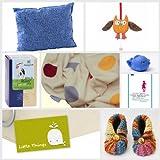 """Geschenkbox In Erwartung XL - das perfekte Geschenk f�r die Schwangerschaft, mit exklusiver Bio-Baumwolldeckevon """"Little Things"""""""