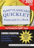 img - for PgMP Flashcard Quicklet: Flashcards in a Book for Passing the Program Management Professional Exam book / textbook / text book