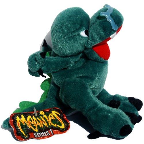 Boris The Mucousaurus - Meanie Beanies Series I