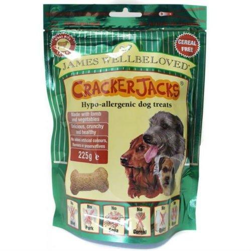 james-wellbeloved-cereal-free-lamb-rice-crackerjacks-dogs-treats-225g-case-of-6