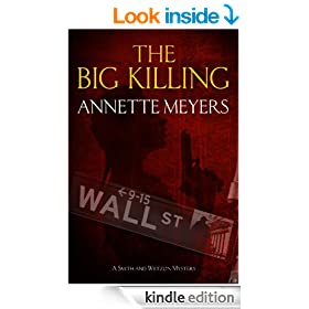 The Big Killing (Smith and Wetzon, #1)