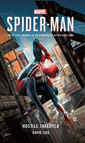 Marvels SPIDER-MAN Hostile Takeover [Liss, David] (De Bolsillo)