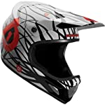 SixSixOne Evo Wired Men's Full Face OffRoad Cycling