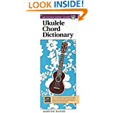 Ukulele Chord Dictionary (Alfred Handy Guide)