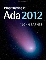 Programming in Ada 2012 Front Cover