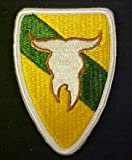 163rd ACR (Armored Cavalry Regiment) Full Color Dress Patch