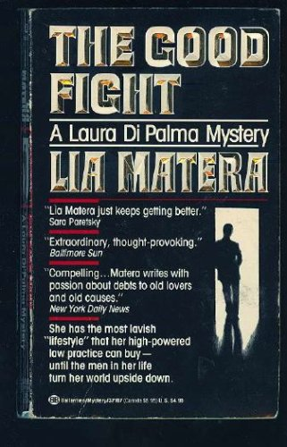 Image for Good Fight (A Laura Dipalma Mystery)