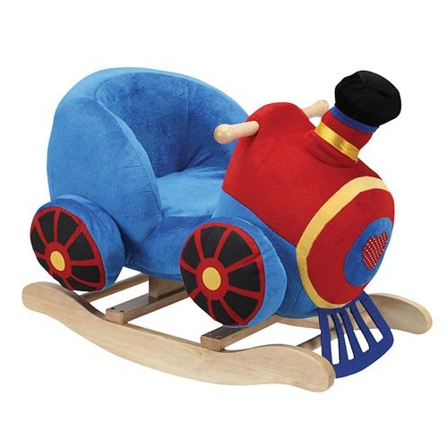 Charm Company Train Rocker with Sound (Discontinued by Manufacturer) - 1