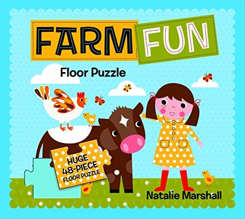 Farm Fun Floor Puzzle