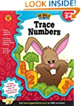Trace Numbers Workbook, Grades Presch...