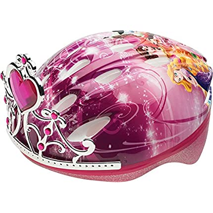 Bell Children 3D Tiara Princess Bike Helmet  by Be...