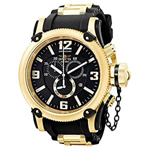 Invicta Men's 5670 Russian Diver Collection Anniversary Edition Chronograph Watch