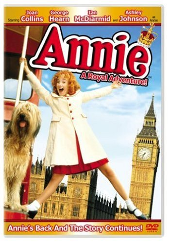 annie a royal adventure dvd 1995