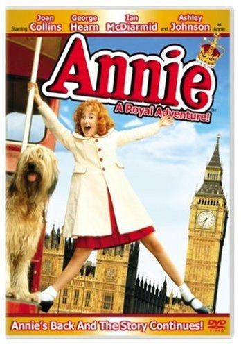 annie a royal adventure dvd 1995