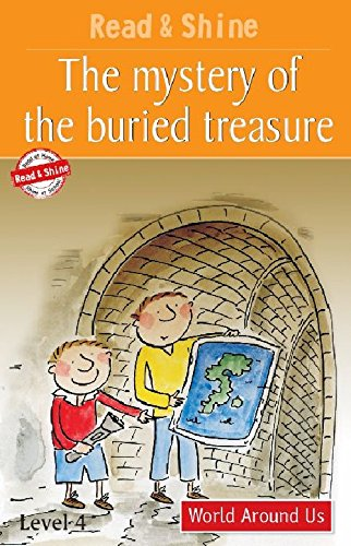 The Mystery of the Buried Treasure: 1 (Read and Shine: Graded Readers)