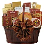 Delight Expressions™ Thinking of You Gourmet Food Gift Basket (Lrg) - A Holiday Gift Basket Idea!