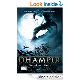 Dhampir: Seelendieb (German Edition)