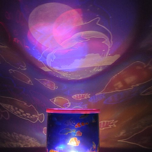 Beautiful Romantic Sky Sea Master Led Night Light Projector Lamp Amazing Gift For Kids front-429298