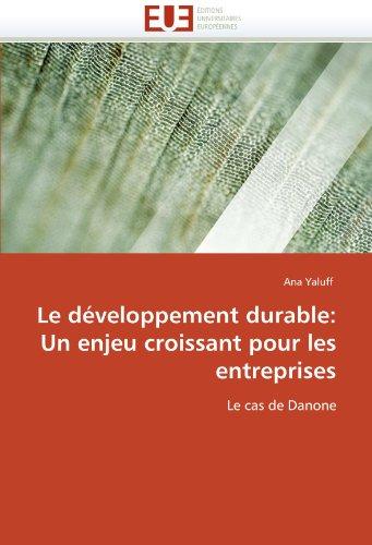 le-developpement-durable-un-enjeu-croissant-pour-les-entreprises-le-cas-de-danone