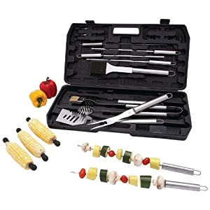 Chefmaster 20pc Barbeque Tool Set