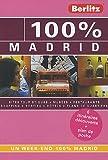 echange, troc Brigitte Skrzypczak - 100 % Madrid, Guide de voyage