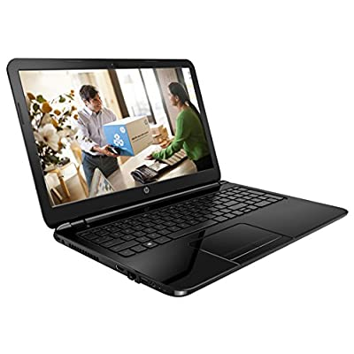 HP 15-R063TU 15.6-inch Laptop (Core i3 4005U/4GB/500GB/Windows 8.1/Intel HD Graphics 4400/with Laptop Bag), Black
