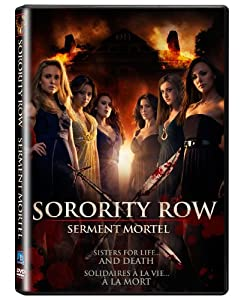 Sorority Row / Serment Mortel (Bilingual)