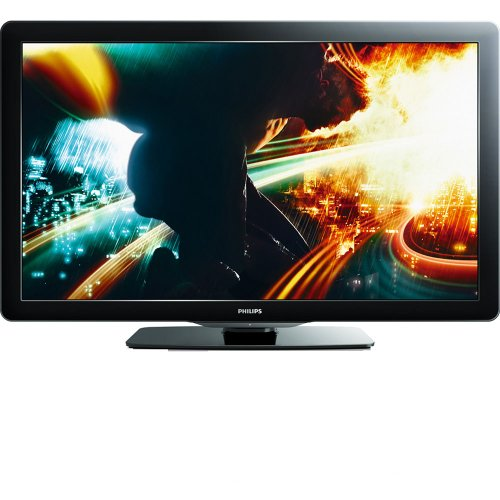 Christmas Philips 46PFL5706/F7 46-inch 1080p 120 Hz LCD HDTV with Wireless Net TV, Black Deals