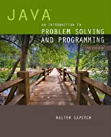Java: An Introduction to Problem Solving and Programming, 7th Edition Front Cover