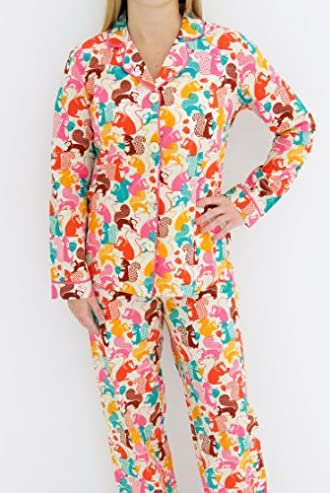 2pc Taylor Swift Squirrel Pajamas