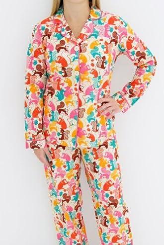 Cotton Pajamas Women Pajama Sets Womens Long Pants