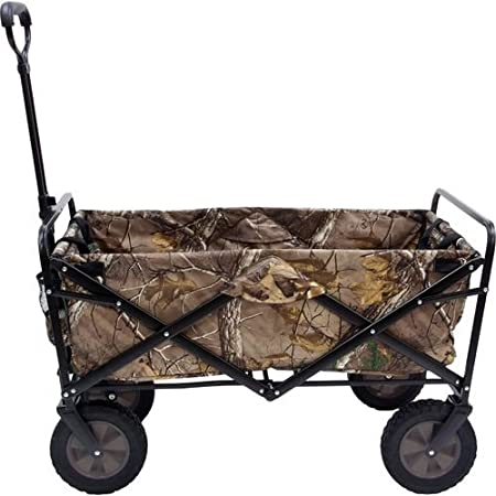 Real Tree Folding Utility Wagon