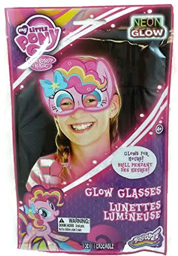My Little Pony Pinkie Pie Neon Glow Glasses