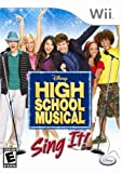 High School Musical: Sing It! (Wii)