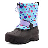 Northside Boys Girls Toddler/Little Kids/Big Kids Frosty Winter Snow Boot