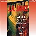 Breach of Duty: J. P. Beaumont Series, Book 14 (       UNABRIDGED) by J. A. Jance Narrated by Gene Engene